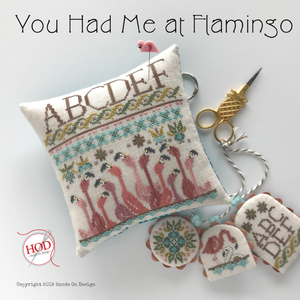 You Had Me at Flamingo- Hands on Design