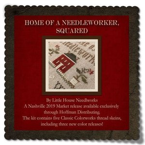 Home of a Needleworker-Squared-little House Needleworks