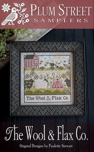 The wool and flax company- Plum Street Samplers