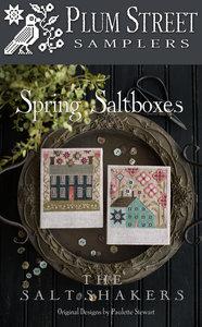Spring Saltboxes- Plum Street Samplers