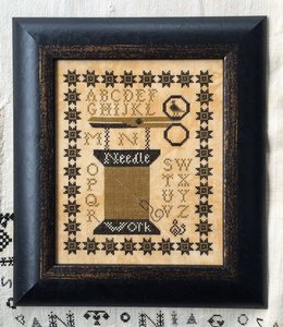 Needle work- Kathy Barrick