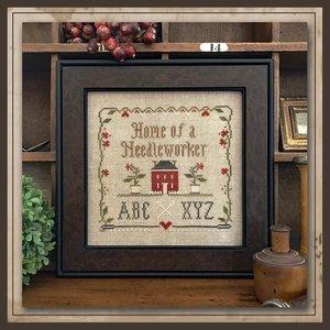 Home of a Needleworker Squared - Little House Needleworks