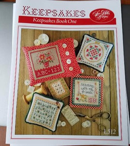 Keepsakes 1 - Sue Hillis Design