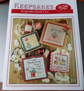 Keepsakes 2 - Sue Hillis Design