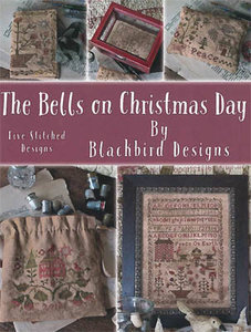Bells on Christmas Day - Blackbird Designs
