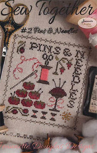 Sew Together #2 Pins & Needles-Jeannette Douglas Designs