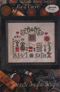 Kind Karen -Jeannette Douglas Designs