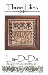 Three Lilies- La D Da