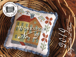 Workshop- Summer House Stitche Workes