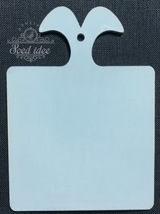 Hornbook Grey Blue