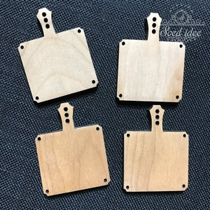 Mini Hornbook wood