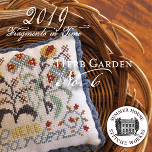 Herb Garden- Summer House Stitche Workes