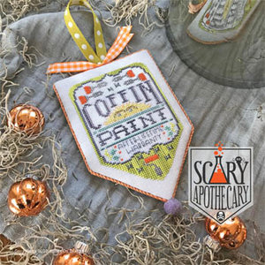 Scary Apothecary Series -Coffin Paint