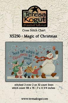 Magic of Christmas-Teresa Kogut