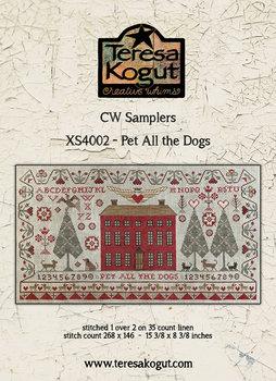 Pet all the dogs -Teresa Kogut