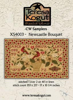 Newcastle Bouquet -Teresa Kogut