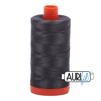 Aurifil Mako 28 2630 BIG Dark Pewter