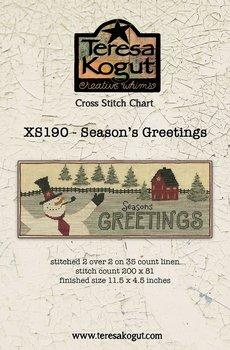 Season's Greetings- Teresa Kogut
