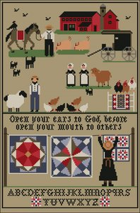 From The Simple Life Of Amish