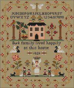 Abigail Burk 1820