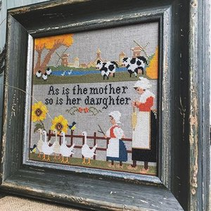 Mother and Daughters Sampler
