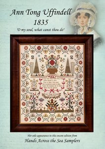PRE-ORDER : Ann Tong Uffindell 1835
