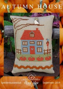 Speldenkussenclub XXIII - Autumn House