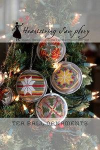 Tea Ball Ornaments