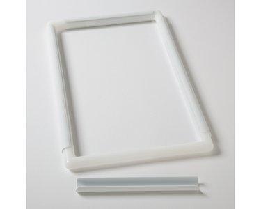 Q snap frame 25 x 43 cm