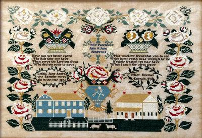 Letitia Jane Andrews 1836