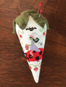 No. 19, Hilde's Strawberry Patch