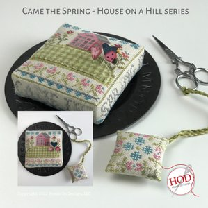 Came the Spring-house on a Hill