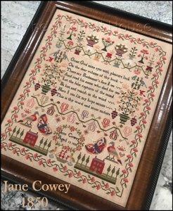 Jane Cowey 1850