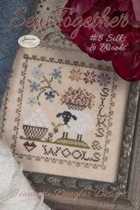 Sew Together #8 Silks & Wools