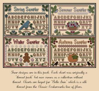 Seasons Samplers