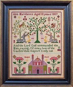 Ann Matthews 1859