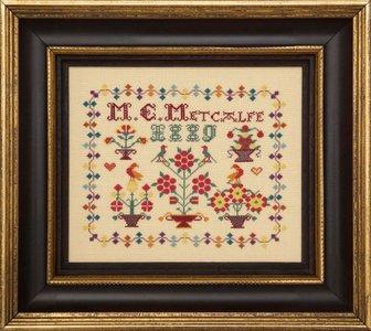 M E Metcalfe