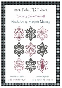 Country SnowFlakes II