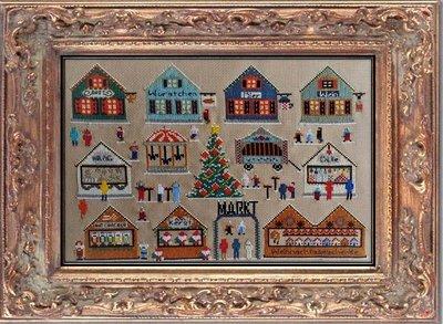 Christmas Market – Weihnachtsmarkt