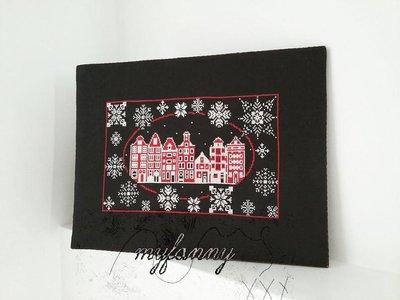 winter stitching