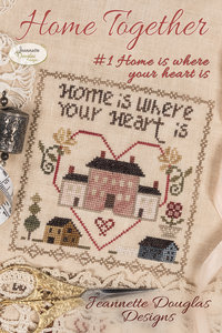Home Together # 1 Home is where your heart is