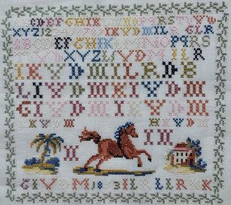 Sampler SAL deel 1853 deel 12