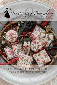 Festive Little Fobs 1 - Valentine