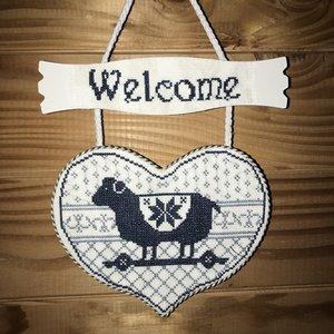 Welcome Sheep