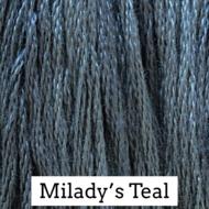 Milady's Teal