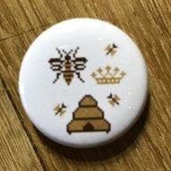 Naalden oppas Queen Bee