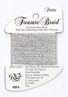 Petite Treasure Braid Silver
