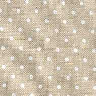 Petit Point naturel-wit 32 ct. Belfast 5379
