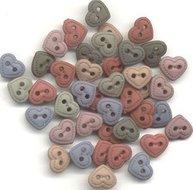 mini stitch hearts