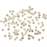 Houten Knoopjes 8 mm